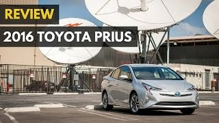Download 2016 Toyota Prius - Gadget Review Video