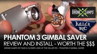 Download NEW - Phantom 3, Killer RC Gimbal Saver - Is it worth it? Video