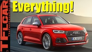 Download 2018 Audi SQ5: How Much Punch Does It Pack? Everything You Ever Wanter to Know Video