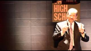 Download Humor, creativity and the analytical mind | Ron Gifford | TEDxCarmelHighSchool Video