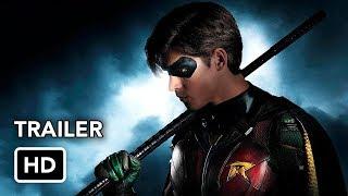 Download TITANS Official Comic-Con Trailer (HD) DC Universe series Video