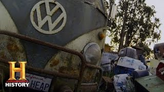 Download American Pickers: The Volkswagen King | History Video