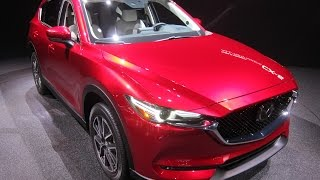 Download World Premiere 2017 Mazda CX-5 - 2016 LA Auto Show by Auto Club Video
