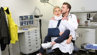 Download 'Strange Doctor' Starring Ellen and Justin Timberlake Video
