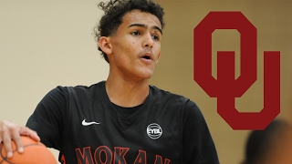 Download Trae Young Commits to University of Oklahoma | FULL EYBL HIGHLIGHTS Video