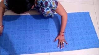 Download Simple Salwaar Cutting- HINDI Narration Video