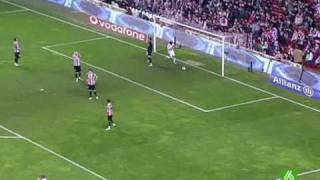 Download Athletic Bilbao vs Real Madrid (2-5) 2009 HQ resumen LaSexta Video
