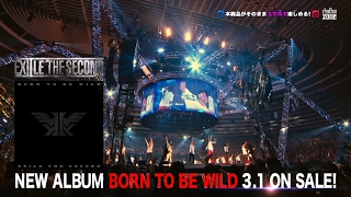 Download EXILE THE SECOND / 【TEASER】 NEW ALBUM「BORN TO BE WILD」 Video