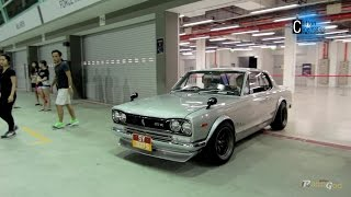 Download Hakosuka GTR Start Up and Drive Off Video