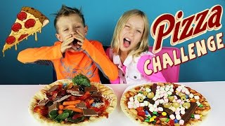 Download PIZZA Challenge / RonaldOMG and GamerGirl Video