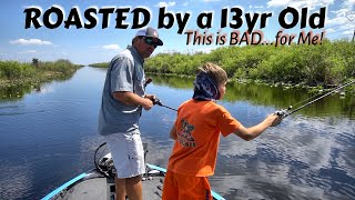 Download ROASTED by a Random 13 Year Old - This Is Bad..for Me!! Video