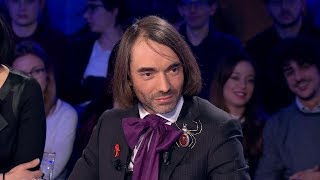 Download Cédric Villani - On n'est pas couché 24 mars 2018 #ONPC Video