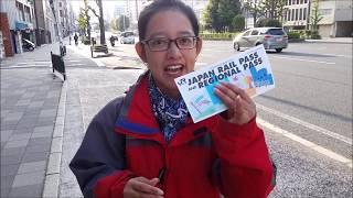 Download Cara menukar JR Pass yang sudah di beli di Indonesia di Jepang #Vlog 26 Video