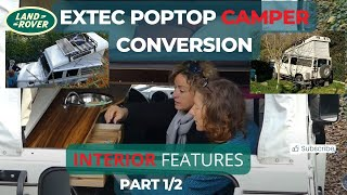 Download Pop-Top Defender 110 Overlander | Interior (ExTec - RR Concepts) Video