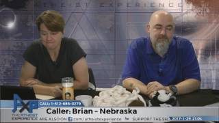 Download Why Don't You Believe in God & Creationism | Brian - Nebraska | Atheist Experience 21.04 Video