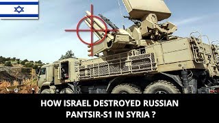 Download HOW ISRAEL DESTROYED RUSSIAN PANTSIR-S1 IN SYRIA ? Video