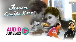 Download Jaanam Samjha Karo Jukebox - Full Album Songs | Salman Khan, Urmila Matondkar, Anu Malik Video