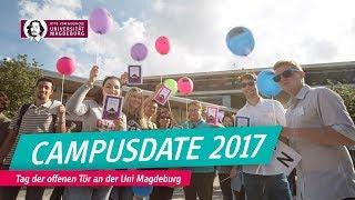 Download campusdateLIVE 2017 an der Otto-von-Guericke-Universität Magdeburg | OVGU Video