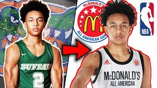 Download How Tre Mann Went From UnRANKED TO McDonalds ALL AMERICAN! Senior Year Highlights Video