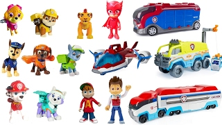 Download Colors for Children Video - Paw Patrol Pups Match to Paw Patroller Vehicles Video