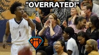 Download Collin Sexton Responds To ″OVERRATED″ Chants With a 40-PIECE!! Full Highlights vs TOUGH Duluth Squad Video