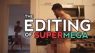 Download The Editing of SuperMega Video