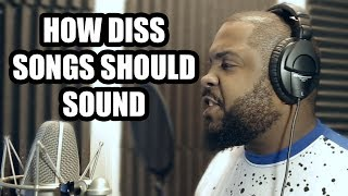 Download HOW REAL DISS SONGS SOUND Video