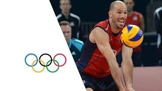 Download Men's Volleyball Quarterfinals - ITA vs USA | London 2012 Olympics Video
