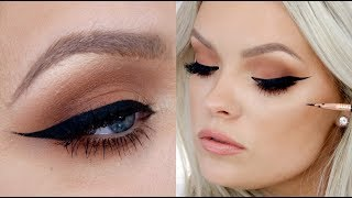 Download How To Apply Eyeliner - Hacks, Tips & Tricks for Beginners! Video