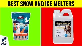 Download 10 Best Snow and Ice Melters 2018 Video
