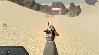 Download Star Wars Battlefront 2: Best Mods and Maps: Tatooine Outpost Video