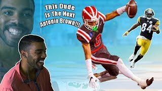 Download This Dude Is The Next Antonio Brown !!!- Amon-Ra St Brown Highlights [Reaction] Video