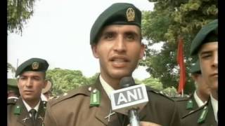 Download 44 Afghan cadets pass out from Indian Military Academy Video