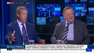Download Brexit fallout: Airbus project fear or reality Nigel Farage vs Ken Clarke Video