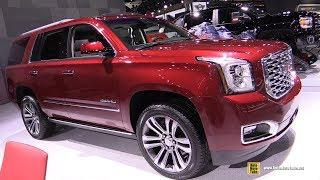 Download 2018 GMC Yukon Denali - Exterior and Interior Walkaround - 2017 LA Auto Show Video