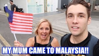 Download MY MUM CAME TO MALAYSIA!!! Video