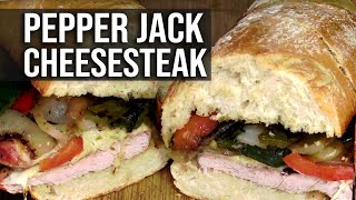 Download Pepper Jack Cheesesteak recipe Video