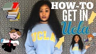 Download HOW TO GET INTO UCLA!! (Tips/Tricks) Video