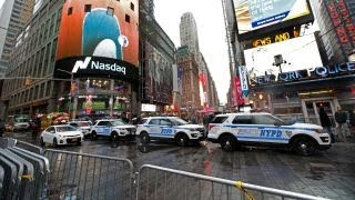 Download NYC tightens security for New Year's Eve celebration Video