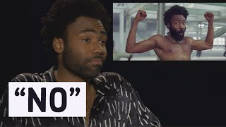 Download Donald Glover Doesn't Want To Explain ″This is America″ Music Video Video