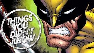 Download 7 Things You (Probably) Didn't Know About Wolverine! Video