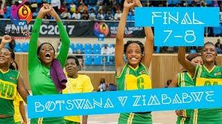 Download Botswana v Zimbabwe   #NWYC2017 Video
