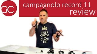 Download Campagnolo Super Record 11sp & Record 11sp 2015 Review Video