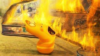 Download LARVA - FIRE | Cartoons For Children | Larva Full Movie | Larva Cartoon | LARVA Official Video