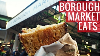 Download What to Eat in Borough Market, London Video