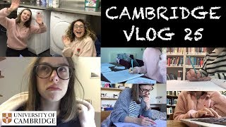 Download CAMBRIDGE VLOG 25: DEALING WITH AN AVALANCHE OF WORK Video