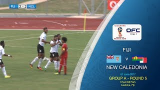 Download Fiji v New Caledonia - 2018 FIFA World Cup Qualifier Highlights Video