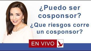 Download PUEDO SER COSPONSOR? QUE RIESGOS CORRE UN COSPONSOR? Video