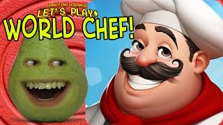 Download Pear Forced to Play - World Chef Video