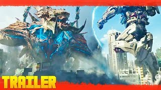 Download Pacific Rim 2: Insurrección (2018) Comic-Con Tráiler Oficial #3 Español Video